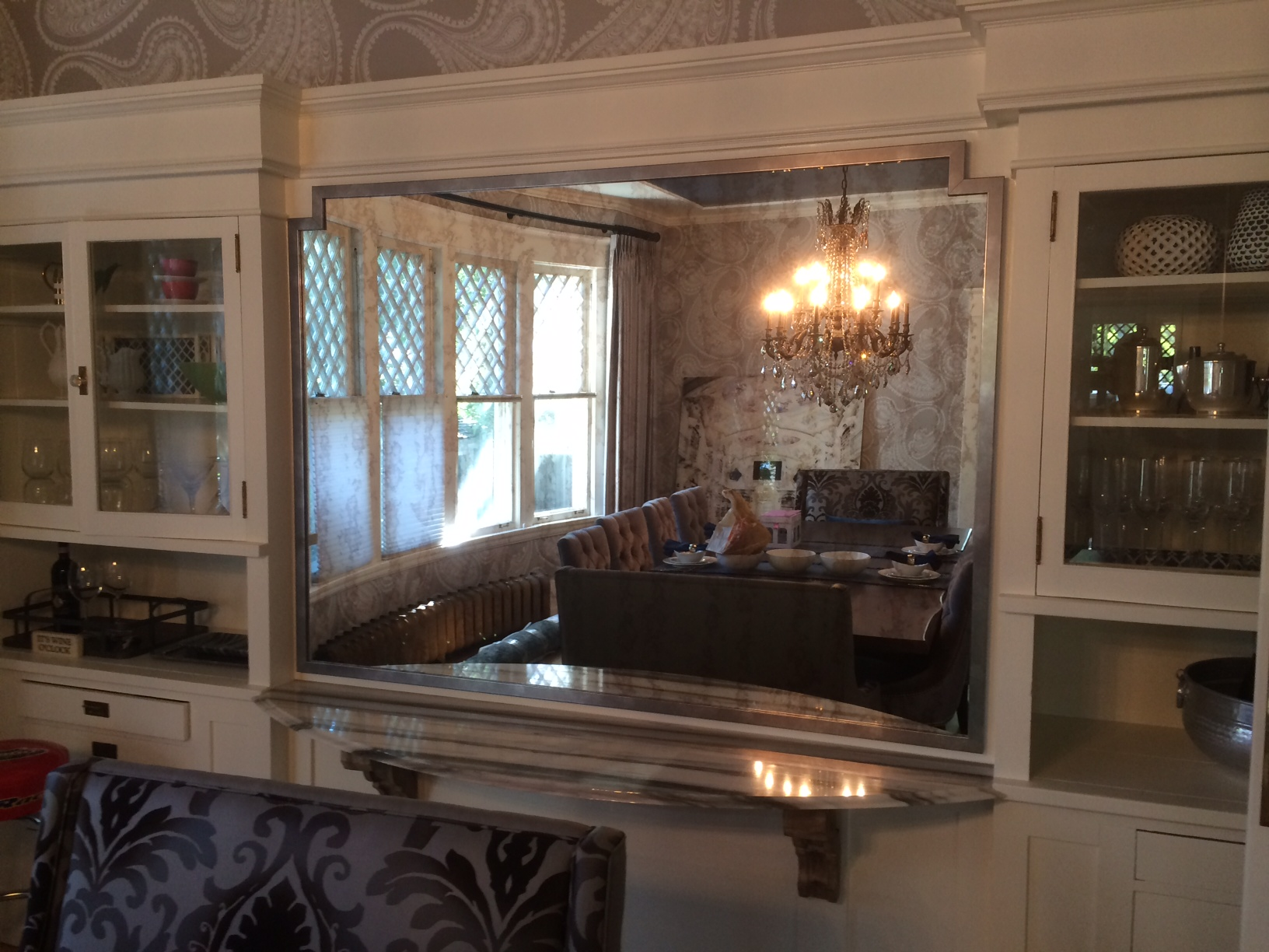 round shui mirror agreeable refulbished candles furniture on feng mantel size above fireplace my hanging pinterest fireplaces over superstition proportions houzz window licious rules images mirrors with
