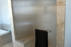 Custom_inline_frameless_shower_with_Niagra_glass