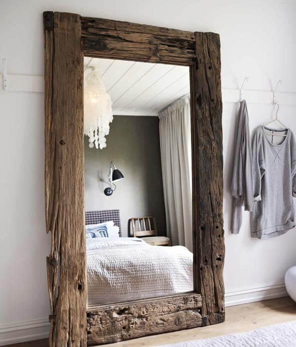 Bedroom Full Length Mirror