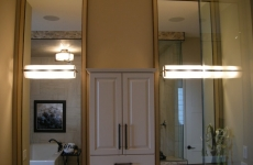 Framed-vanity-mirrors-with-lights