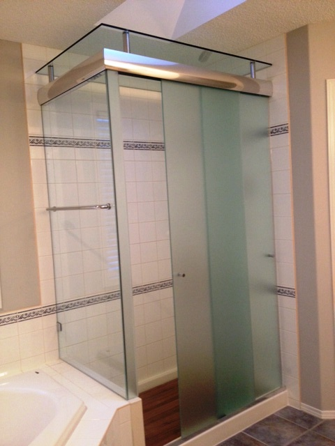 auto on shower enclosures lovely doors regard to minimalist simple architecture with frameless door interior impressing midland advanced glass plans attractive mi at custom