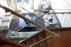 Glass railing 25