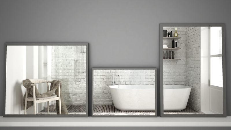 How to Fit Mirrors into Your Home's Reimagining - House of Mirrors - Mirrors and Glass Calgary