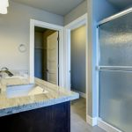 Gridline Trends in Glass Shower Doors & Partitions - House of Mirrors - Mirrors and Glass Calgary - Featured Image