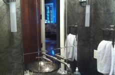 Custom-mirror-in-powder-room-bath