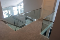 Glass railing 21