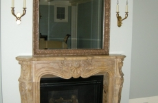 Ornamental-Framed-Mirror