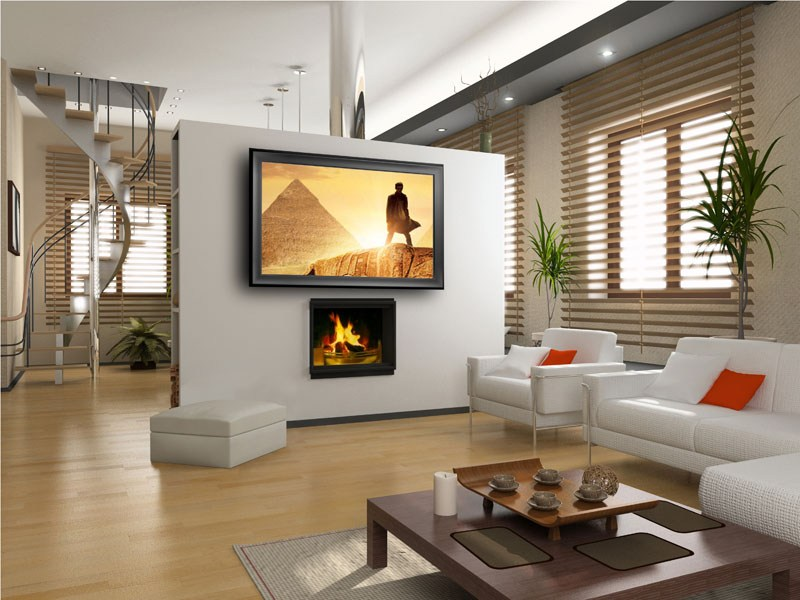 Hidden Television Mirrors - House of Mirrors - Mirror Televisions Calgary