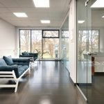 Creating Dynamic Flexibility in Your Office - House of Mirrors - MIrrors and Glass Calgary - Featured Image